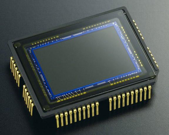 Canon, Sony, Sensore, 53mpx