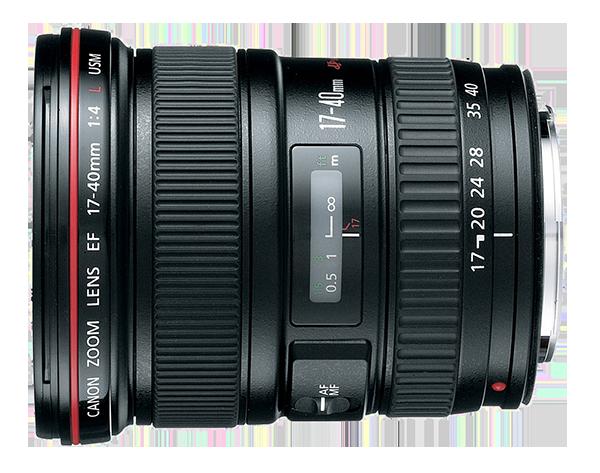 Fotografia di paesaggio, Grandangolare, Canon, EF 17-40mm f4 L USM II