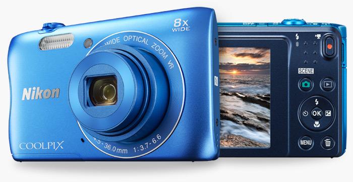 Nikon, Coolpix S3700
