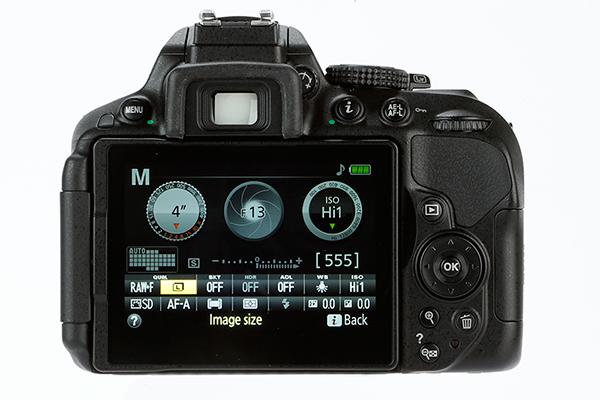 Nikon D5300, Reflex, Schermo Touchscreen, AF, EXPEED,2