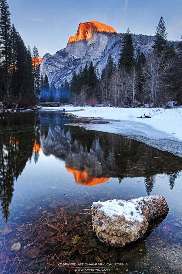 Yosemite National Park California Zhuokang Jia