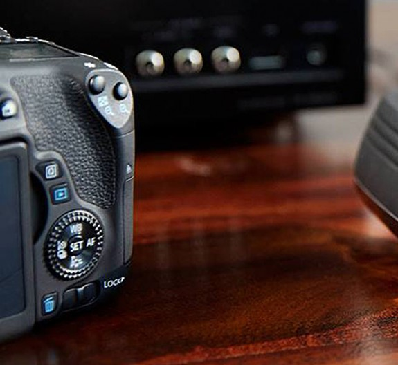 Canon DSLR Reflex Rebel