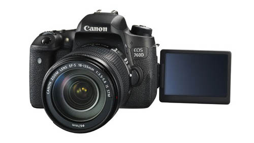 Canon EOS 750D, 760D, Rumors, Camera, DSRL