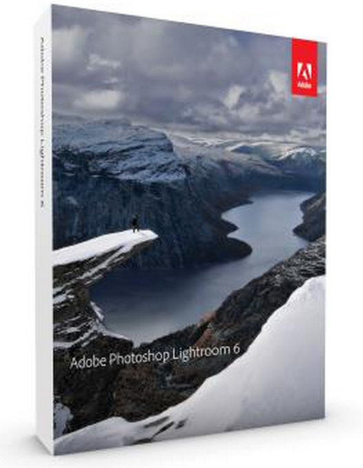 Lightroom 6, Adobe