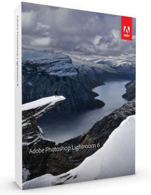 Lightroom 6, Adobe