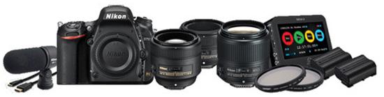 Nikon D750 Kit, Rumors, videomaker, visione