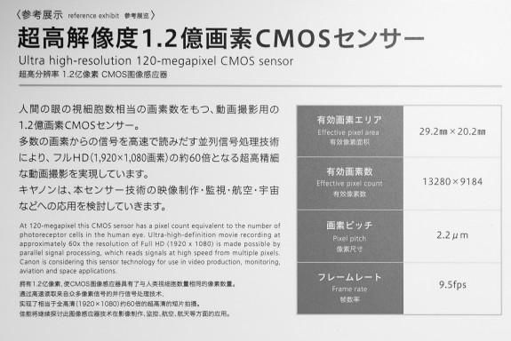Prototipo da 120MP, Sensore, Canon, Rumors