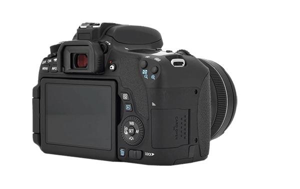canon EOS 760D, Reflex, Novità