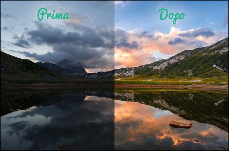 come migliorare una foto, tutorial photoshop, Camera Raw, Fotoritocco