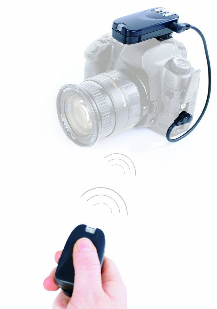 idee regalo per gli amanti della fotografia, telecomando wirelessF,