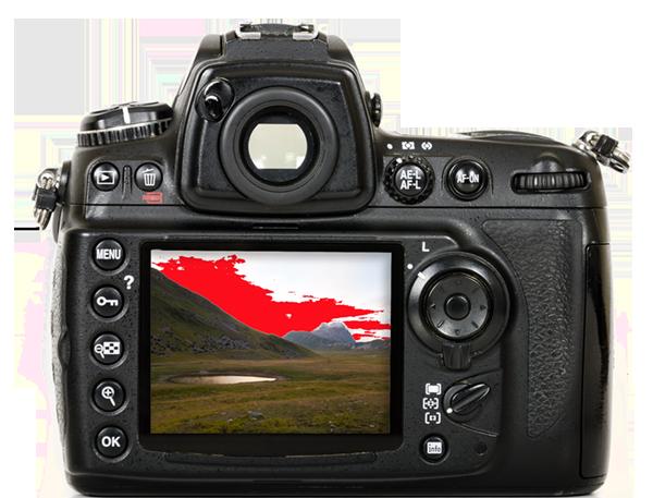 10 errori più comuni commessi mentre fotografi, bilanciamento del bianco, sovraesposizione