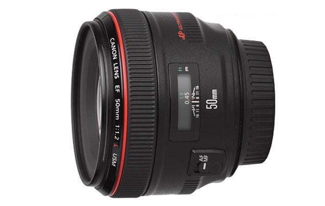 Canon 50mm f1.2 L, rumors, notizie