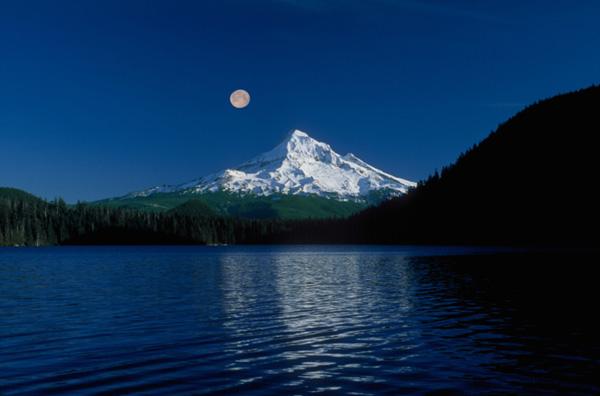 Fotografare la luna, tecnica fotografica, fotografia di paesaggio