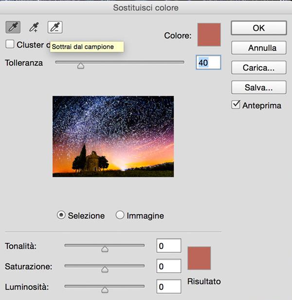 come cambiare colore allo sfondo, tutorial Photosohp, sostituzione colore, sostituzione colore