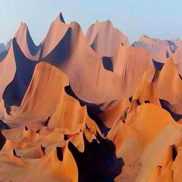 Cattedrali del vento - Namibia