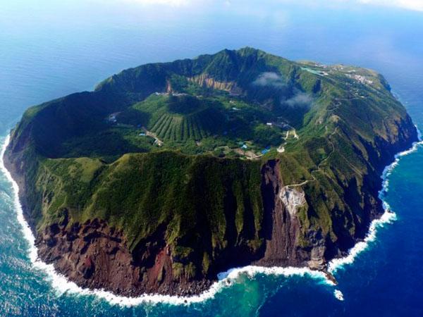 Vulcano Aogashima - Japan