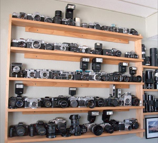 Che fotografo sei, collezionista