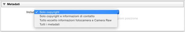 Come esportare le foto per il web, tutorial Lightroom, fotoritocco.