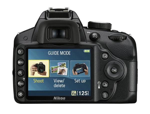 Nikon D3200 aggiornamento firmware