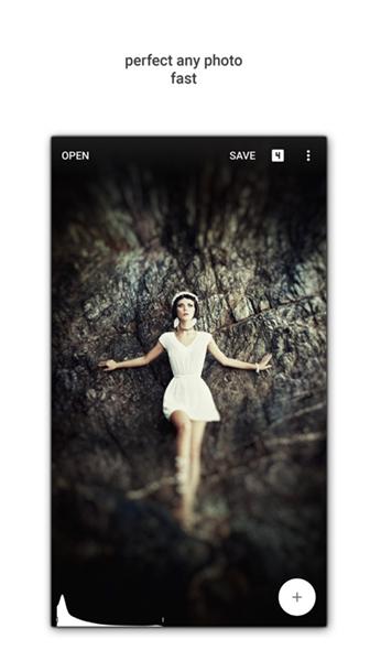 Snapseed, filtri fotografici