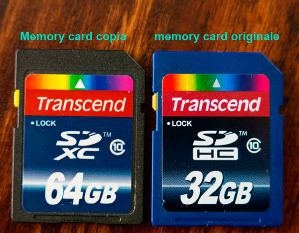 memory card Transcend