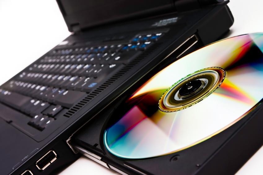 Backup delle foto, dvd, bluray