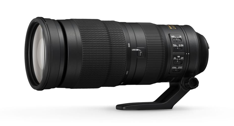AF-S Nikkor 200-500mm