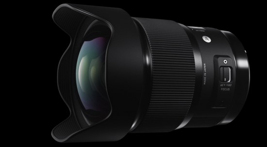 Sigma 20mm f1.4 HSM Art, rumors