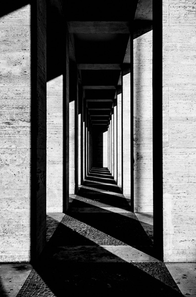 fotografare in bianco e nero, tecniche fotografiche