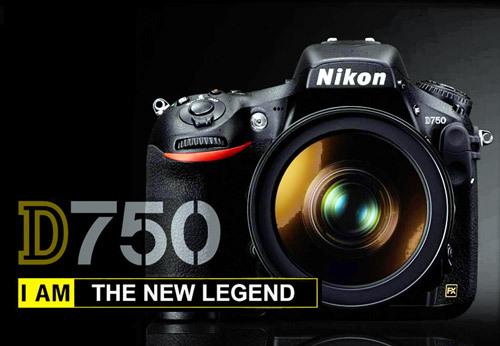 Aggiornamento firmware Nikon D750