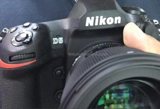 Nikon D5, Rumors