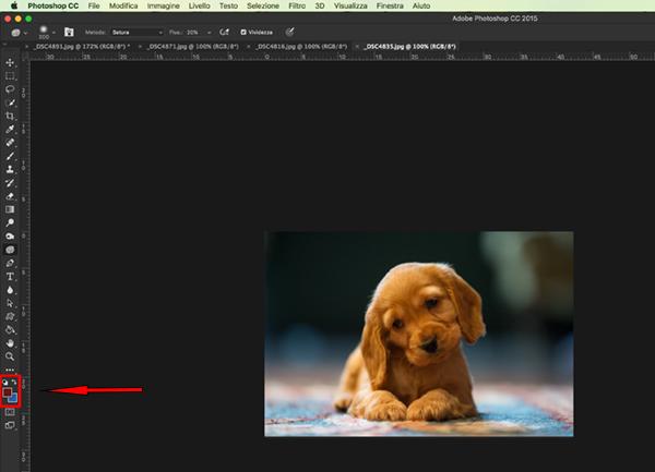 imparare ad usare Photoshop, tutorial photoshop