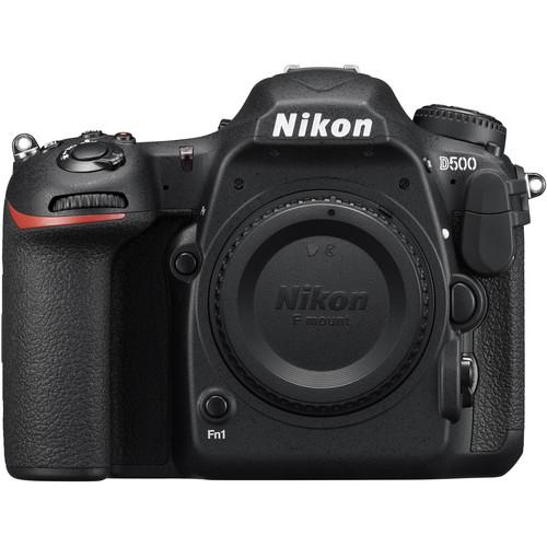 Nikon D500, novità