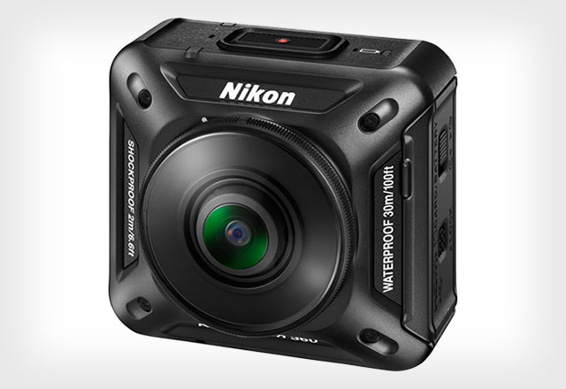 Nikon KeyMission 360, novità