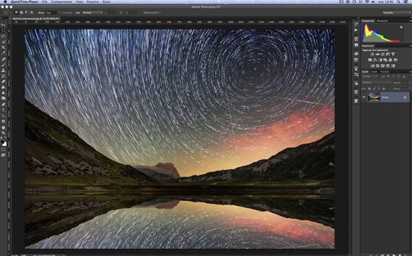 come creare un riflesso sull'acqua, tutorial photoshop
