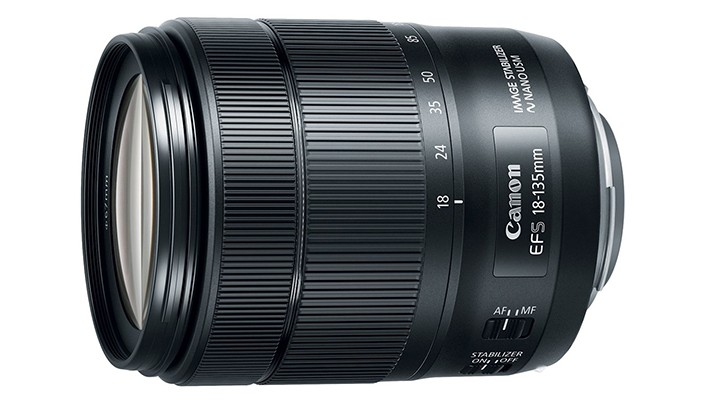 Canon EF-S 18-135mm