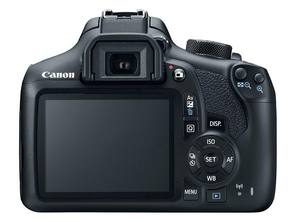 Canon EOS 1300D, novità
