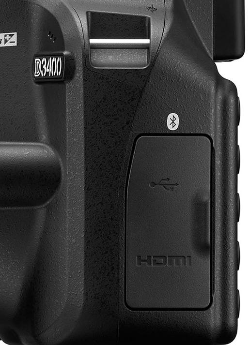 Nikon D3400, novità, fotocamere reflex,