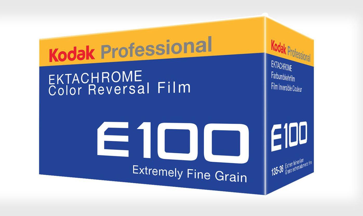 Kodak Ektachrome Film