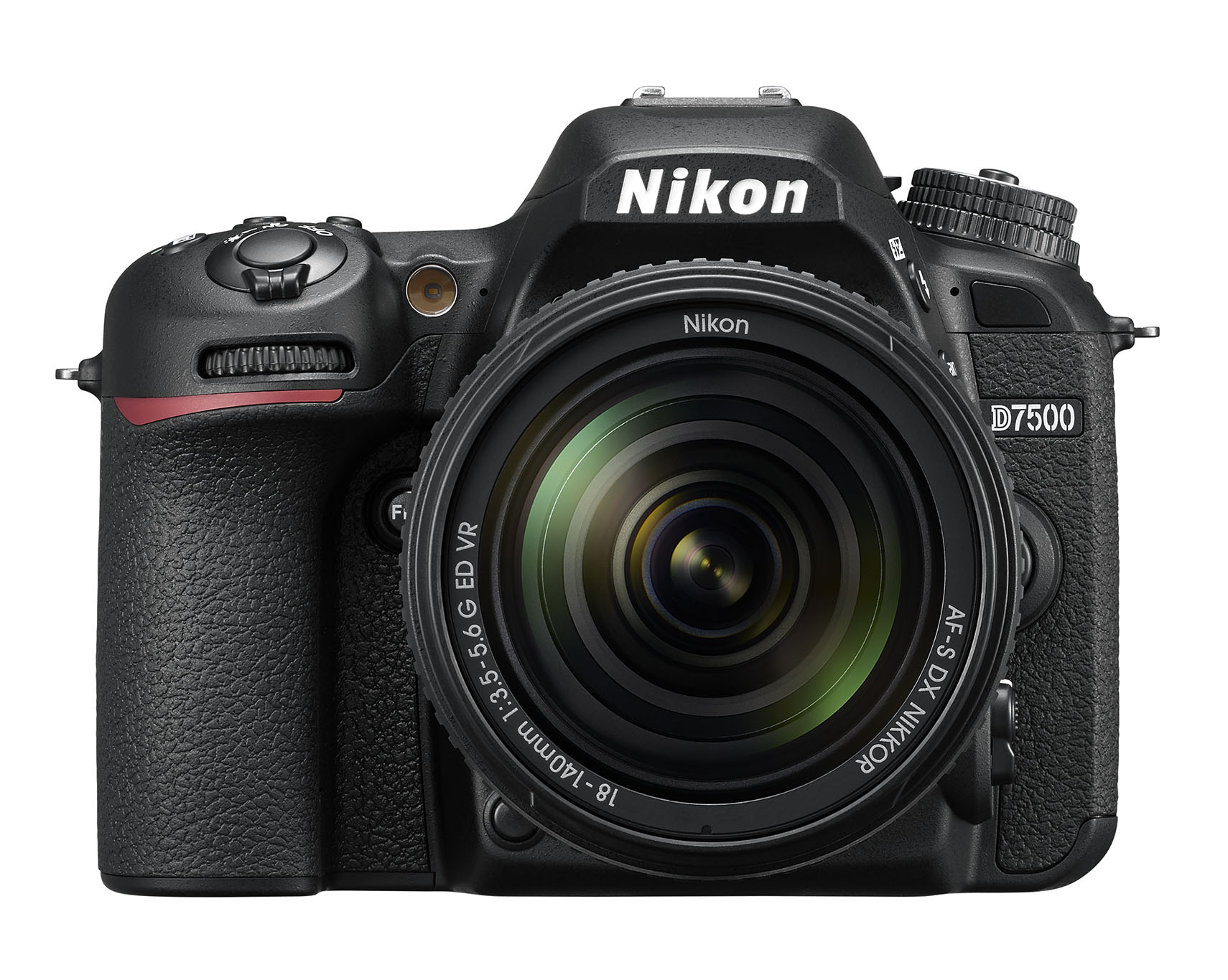 Nikon D7500, novità