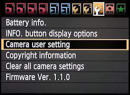 aggiornamento firmware, canon eos 7d mark II,