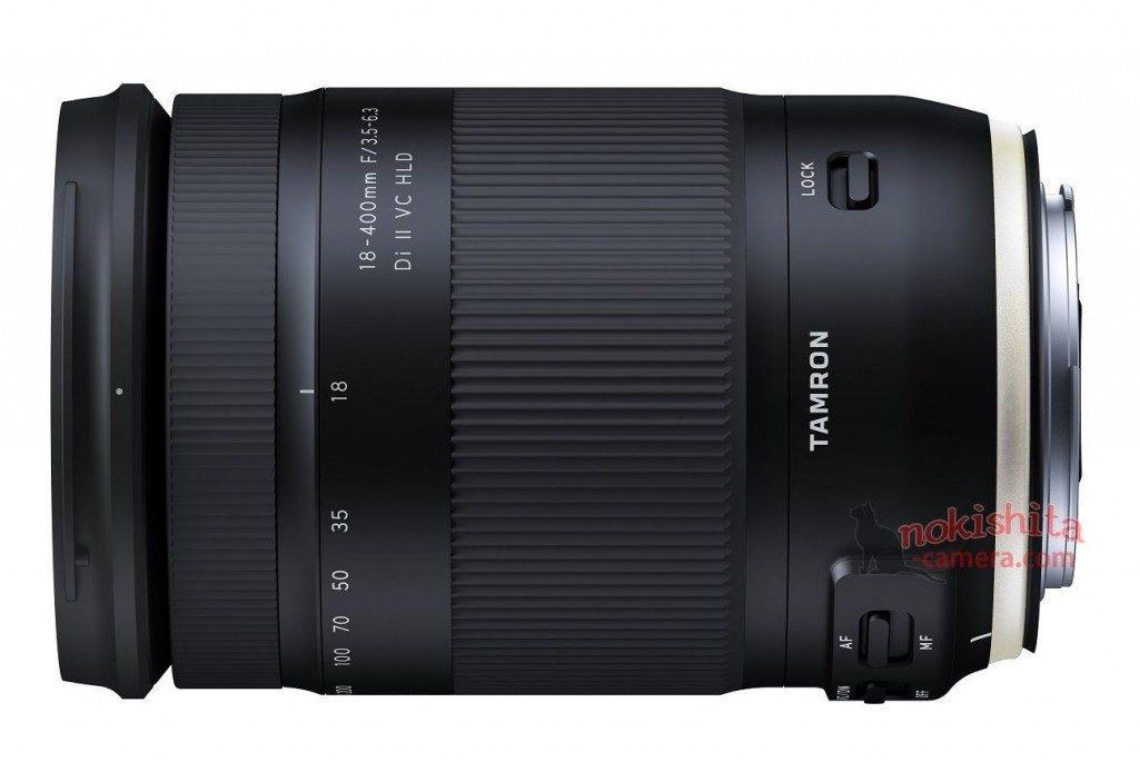 Tamron 18-400mm f3.5/5.6 DI II VC HLD