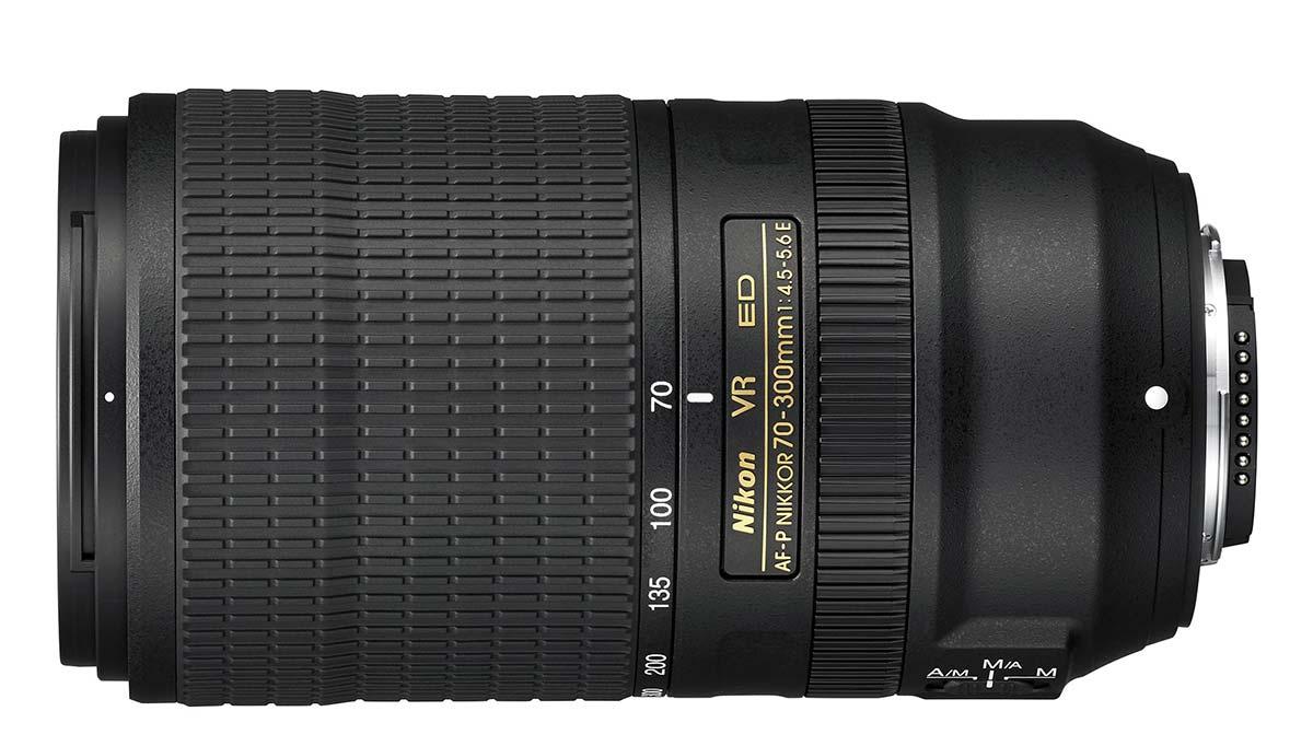 Nikkor AF-P 70-300mm f/4.5-5.6 ED VR