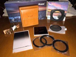 kase filters, kase filters series wolverine, filtri fotografici, recensione