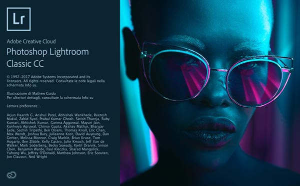 aggiornamento lightroom cc, lightroom classic cc