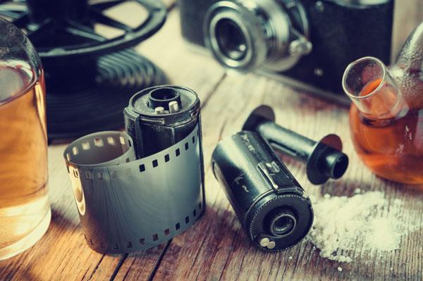 fotografia analogica, pellicola, 35mm, fotografia digitale