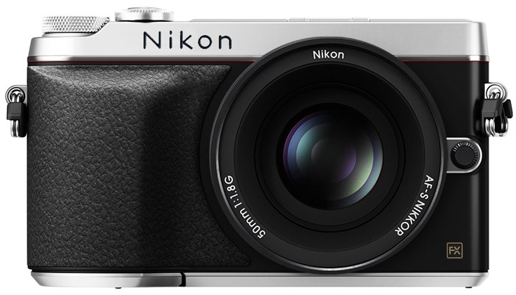 Nikon-full-frame-FX-mirrorless