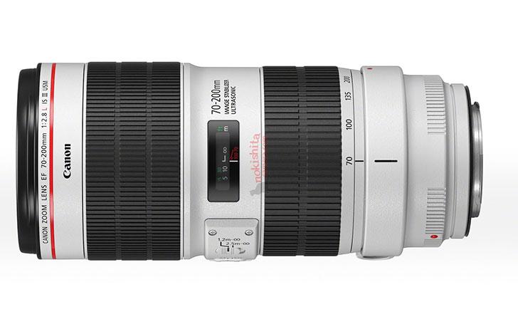 Canon 70-200mm f/4, Canon 70-200mm f/2.8