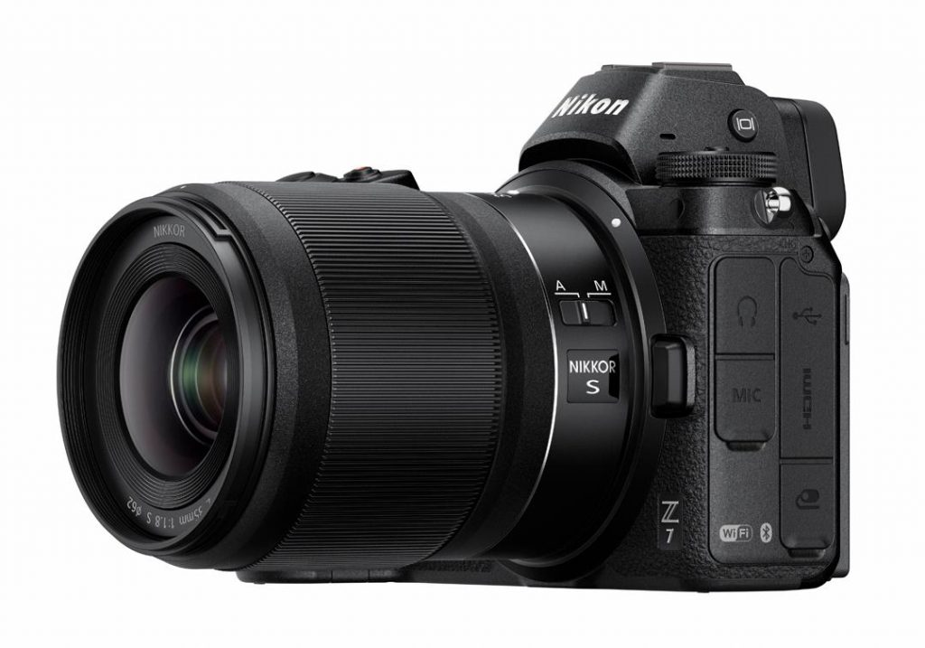 Nikon mirrorless full-frame