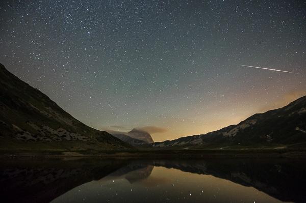 Come fotografare le stelle cadenti, perseidi, scie di stelle, notte di san lorenzo